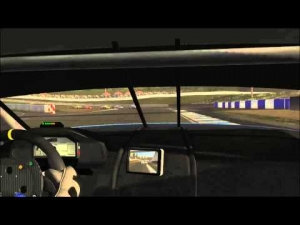 Rfactor 2 Race URD Arthur Merlin @ Blackwood