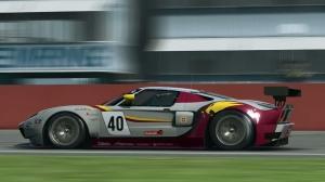 RaceRoom: Ford GT GT1 Marc VDS at Hockenheimring