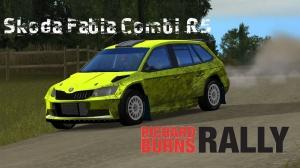 RBR - Skoda Fabia Combi R5 - First Test