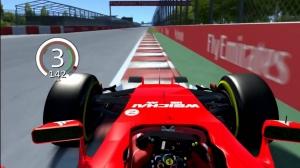 Onboard Virtual Lap | F1 2015 Sebastian Vettel Ferrari @ Montreal Canada