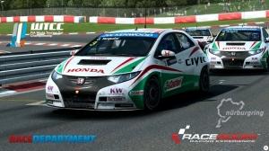 Race on RD - WTCC 2013 @ Nurburgring