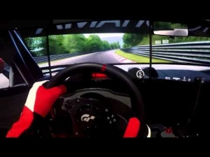 Assetto Corsa - Lotus Evora GTC @ Nordschleife - Triple Screen Gopro