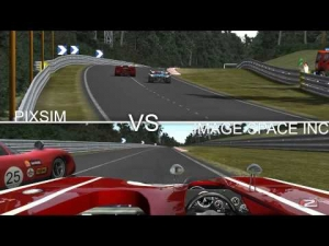 rFactor 2: PIXSIM T280 vs ISI Howston G4