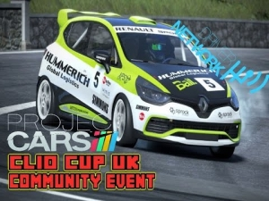 Project Cars: Community Event: Clio Cup Oulton Park