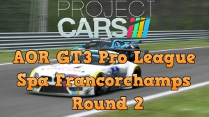 Project Cars AOR GT3 Round 2 - Much better than round 1