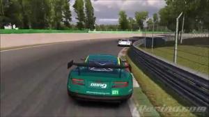 Iracing Aston Martin DBR9 GT1 mini-montage