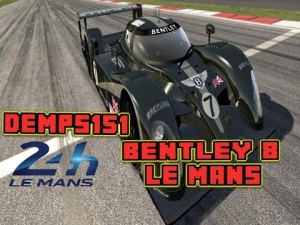 Project Cars: Bentley 8: Le Mans