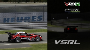 PSRL WEC 2014 - Le Mans Day & Night Comparison