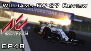 Assetto Corsa: Williams FW-37 Review - Episode 48