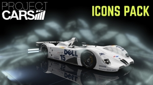 Project Cars Icons Car Pack DLC :: 60FPS :: Quick look see....