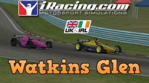 iRacing Wk13 UK&I Skip Barber series at Watkins Glen