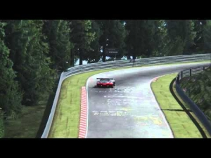 AC • BMW Z4 • I can not Nordschleife • EL