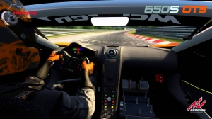 ASSETTO CORSA-ONBOARD McLaren 650S GT3 Ring attack