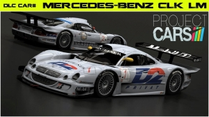 Project CARS | Racing Icons Car Pack | Mercedes CLK-LM