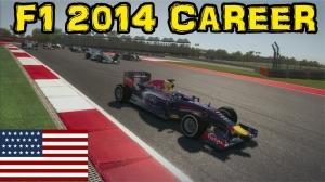 F1 2014 Career - Part 35: USA