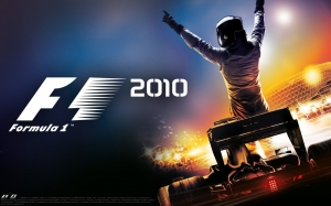 F1 2010 - Running Wide