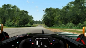 Carolina Motorsport Park - Formula Extreme Driver's View - Game Stock Car Extreme