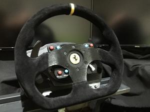 Thrustmater GTE Custom Wheel