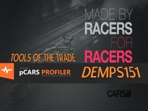 Project Cars: PCARS PROFILER: Tools of the Trade
