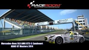 Mercedes Benz SLS AMG GT3 @ Zandvoort - ADAC GT Masters 2014 - RaceRoom Racing Experience