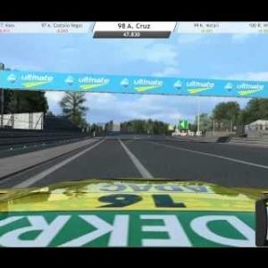 R3E - DTM 2015 Virtual Championship Round2 - Norisring