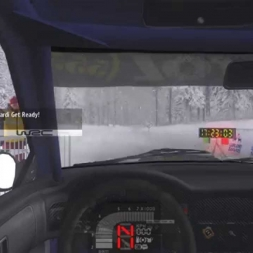 Richard Burns Rally: Autiovaara  (cockpit)