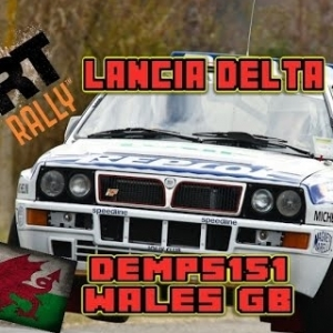 Dirt Rally: Lancia Delta: Wales GB
