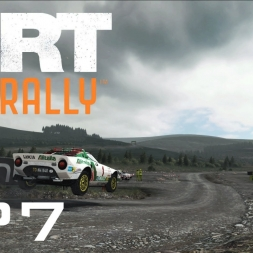 DiRT Rally Gameplay: Force Feedback Experiments - Episode 7