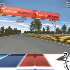 WBB Chayka Rev Commodore Race 1