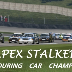 Apex Stalkers Touring Car Championship, Round 1, Main race.