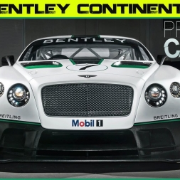 Project CARS | Racing Icons Car Pack | BENTLEY CONTINENTAL GT3