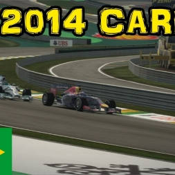 F1 2014 Career - Part 36: Brazil
