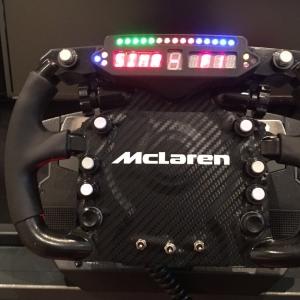 Thrustmaster F1 Addon Wheel Mod