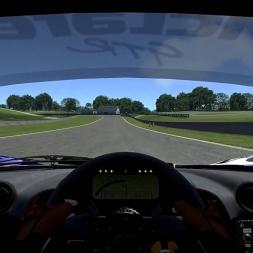 Lap Of Road America In The Mclaren F1 GTR