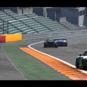 GT3 Battle at Spa
