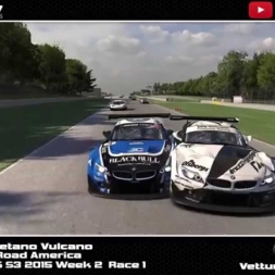 Iracing BSS  week 2  Road America welcome back Gt3 crash