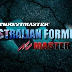 Round 2 - Thrustmaster Australian Formula Master