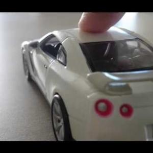 Nissan GT-R Anti lag