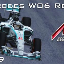 Assetto Corsa: Mercedes W06 Review - Episode 49
