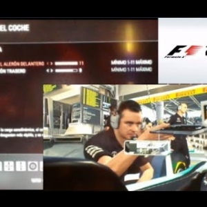 F1 2015 Game || SETUPS! / Nuevo sistema de reglajes (PS4 XOne PC)
