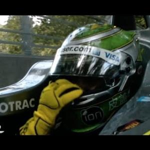 Visa London ePrix race two highlights