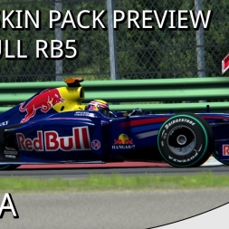 FW31 2009 SKIN PACK | RED BULL RB5 - ASSETTO CORSA