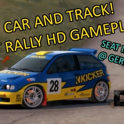 DIRT RALLY NEW CAR AND TRACK | Seat Ibiza @Germany