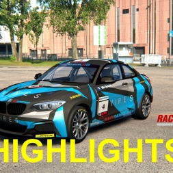 My highlights of BMW Cup by RaceDepartment