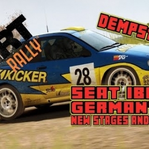 DIRT RALLY: Seat Ibiza: Germany: Demps151