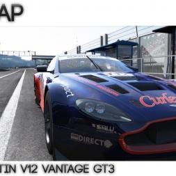 Project Cars - Hotlap Spa | Aston Martin V12 Vantage GT3  - 2:17.301 + Setup