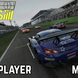 Project Cars :: Multiplayer GT3 race :: Monza