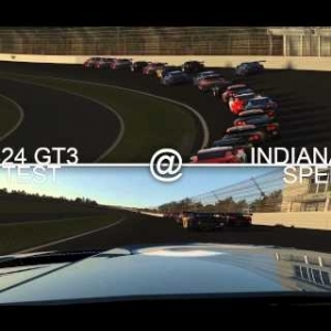 rFactor 2 : Nords24 at Indianapolis Speedway