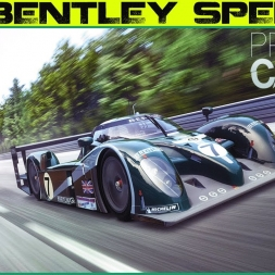 Project CARS | Racing Icons Car Pack | BENTLEY SPEED 8