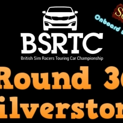 iRacing BSRTC Round 36 from Silverstone